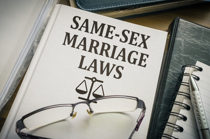 Same-sex marriage laws